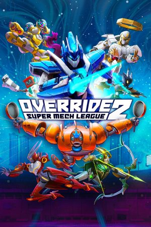 Cover Override 2: Super Mech League