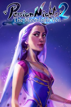Cover Persian Nights 2: The Moonlight Veil