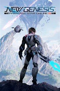 Cover Phantasy Star Online 2: New Genesis