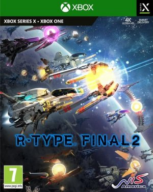 Cover R-Type Final 2