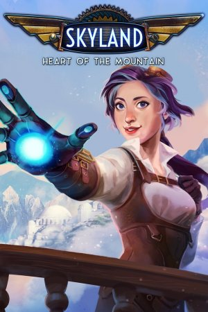 Cover Skyland: Heart of the Mountain