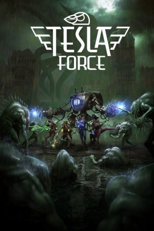 Cover Tesla Force