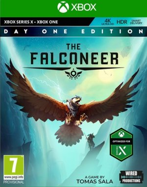 Cover The Falconeer