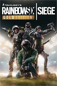 Cover Tom Clancy's Rainbow Six Siege