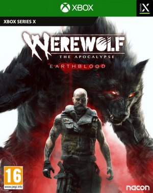 Cover Werewolf: The Apocalypse - Earthblood