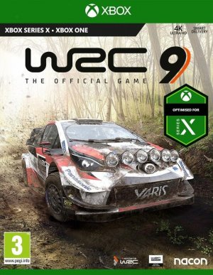 Cover WRC 9 FIA World Rally Championship