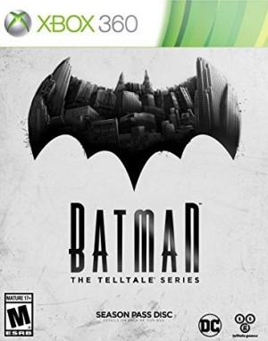 Cover Batman: The Telltale Series