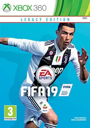 Cover FIFA 19 Legacy Edition