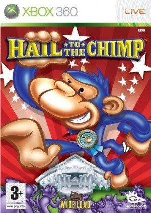 Cover Hail to the Chimp (Xbox 360)