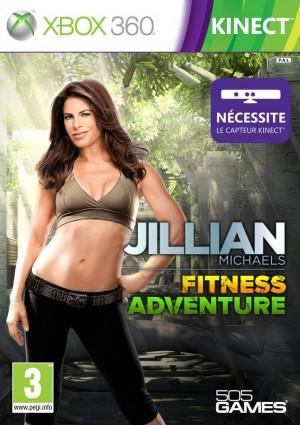Cover Jillian Michaels' Fitness Adventure