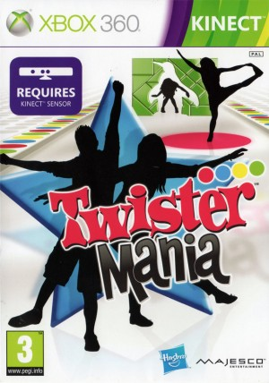 Cover Twister Mania