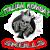 Logo Italian Kombat Skull PS3