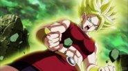 Immagine Dragon Ball Super: Kale Super Saiyan Berserk protagonista di un cosplay