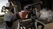 Immagine Red Dead Redemption 2 con l'aggiornamento DLSS su PC migliora le prestazioni del 45% in 4K