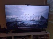 Immagine Death Stranding, schermata dei titoli finita online