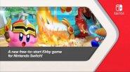 Immagine Nintendo Direct – Annunciato ufficialmente Super Kirby Clash