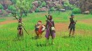 Immagine Dragon Quest XI S – Rilasciato il trailer di World of Erdrea
