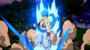Immagine Dragon Ball FighterZ, Gogeta Super Saiyan Blue è il prossimo personaggio in arrivo