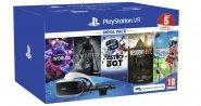 Immagine PlayStation VR, nuovo Mega Pack presto disponibile