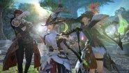 Immagine Final Fantasy XIV – Esibizione D'arte mostrerà gli ambienti