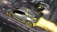 Immagine Rocket League: trailer svela Lamborghini Huracán STO, disponibile per pochi giorni