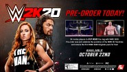 Immagine WWE 2K20 PS4