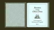 Immagine Return of the Obra Dinn PC Windows